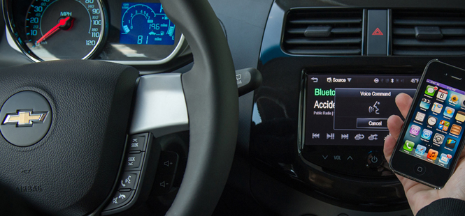 "Impact of Siri ""Eyes Free"" Feature on GM, rest of Auto Industry"
