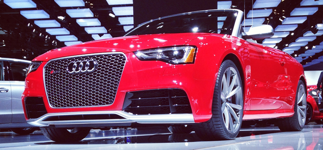 Increasing Brand Awareness with Instagram at NAIAS 2013