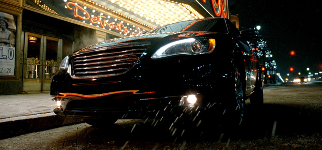 Throwback Thursday: Chrysler's Inspiring Super Bowl Ads