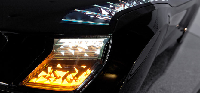 Audi and the Future of Lighting Technology