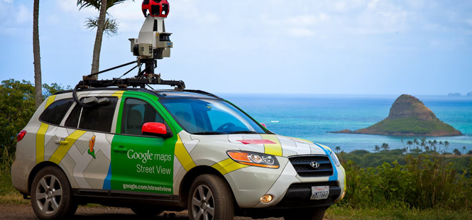 The Evolution of Google Street View Technology