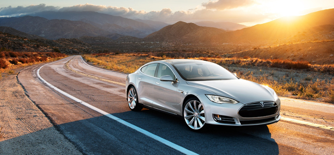 Electric Sales: Tesla Model S Boosts Company Stock