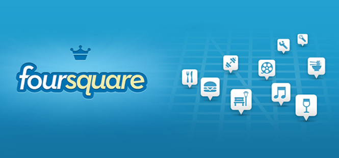 Foursquare Initiates Ad-Retargeting and In-App Ads
