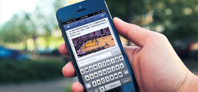 Why Social Media Adds a Whole New Dimension to Live Sporting Events
