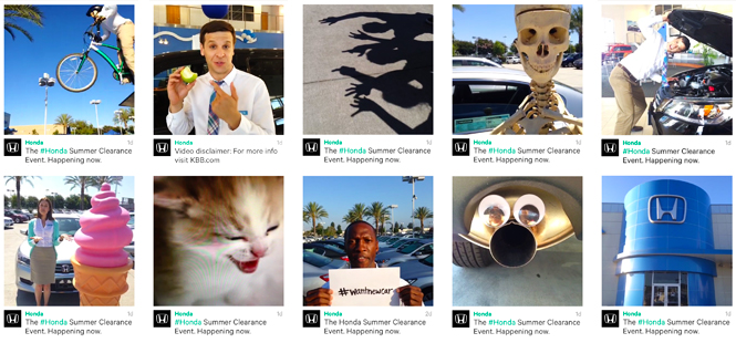 In a Genius Campaign, Honda Uses Live Vine Videos to Respond to User Tweets