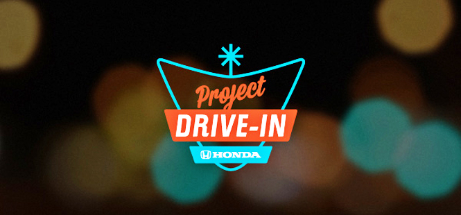 Honda's 'Project Drive-In' Aims to Save America's Drive-Ins