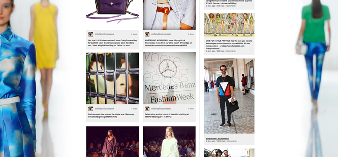 Social Media Marketing Takes Prominent Role at NYFW