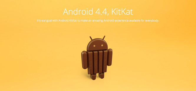 Google Surprises Tech World with Android KitKat Partnership