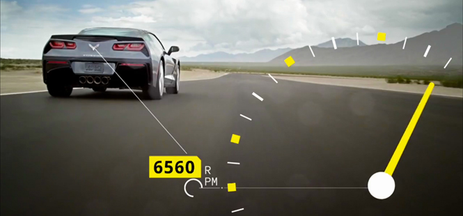 2014 Corvette Stingray Ads Invert Age-Old Strategy