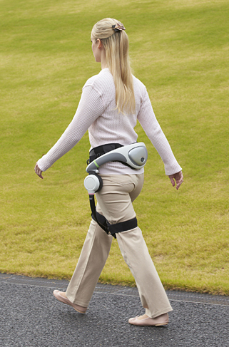 Most Recent Model of Honda's Walking Assist Device