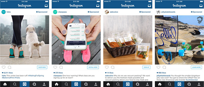 Instagram Adds 'Shop Now' Button