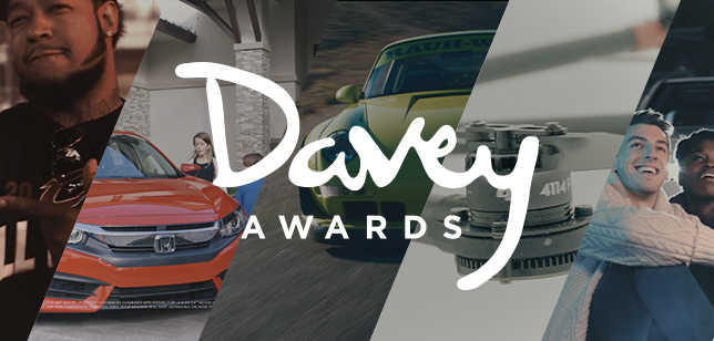 Tier10 Wins Five Davey Awards