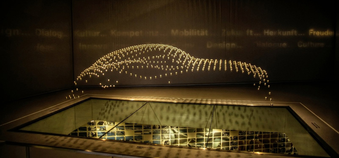 Porsche, BMW Show Dedication to Art of Design Not Just for Vehicles