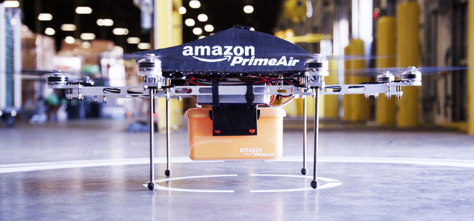 Is Amazon's Drone Delivery System Actually a Possibility?