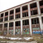 Packard Automotive Plant - Detroit, MI