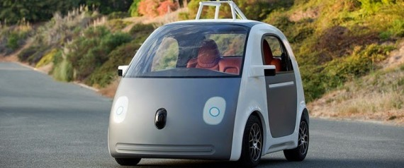 Google's New Driverless Car Shows the Future of Automobiles