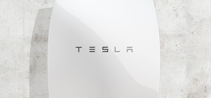 Tesla Weans World off Fossil Fuel with New Battery Line
